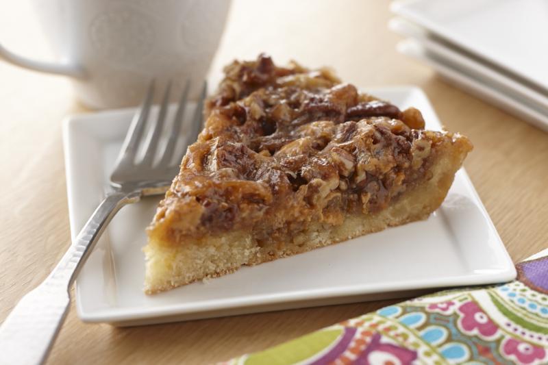 1-Dish Butterscotch Chip Pecan Coffee Cake