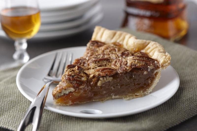Amaretto Pecan Pie