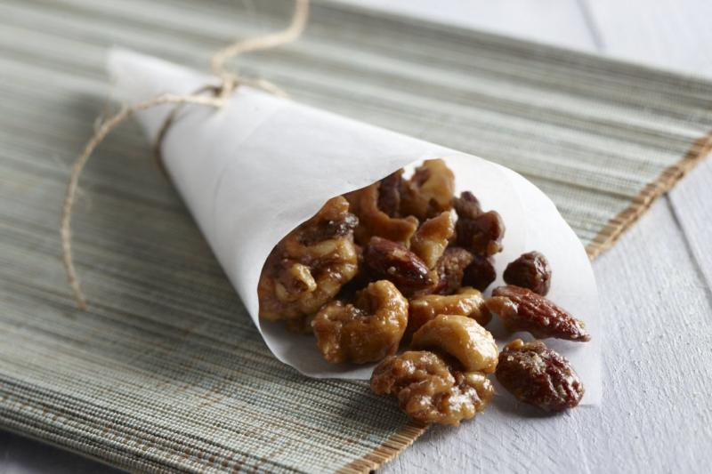 Candied Nuts