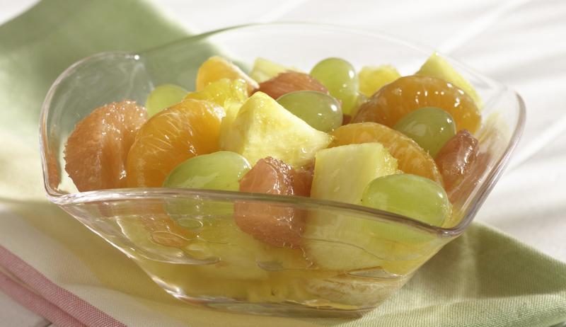 Citrus Fruit Bowl