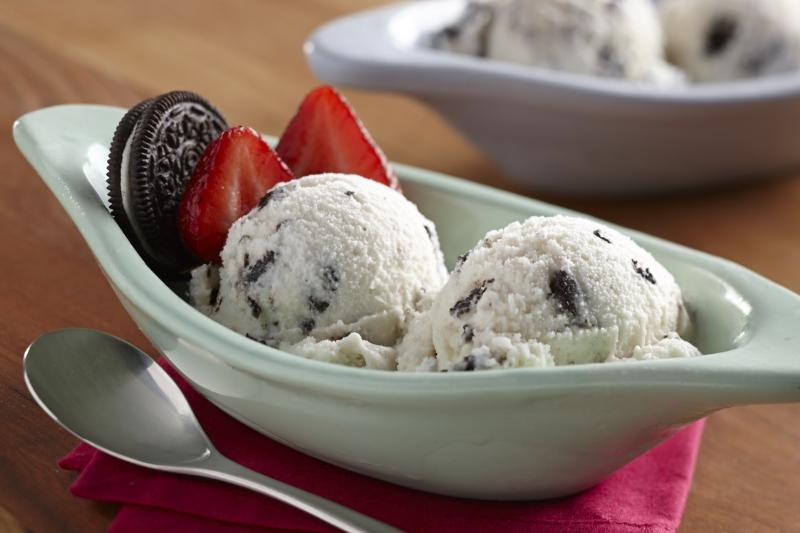 Cookies and Cream Ice Cream