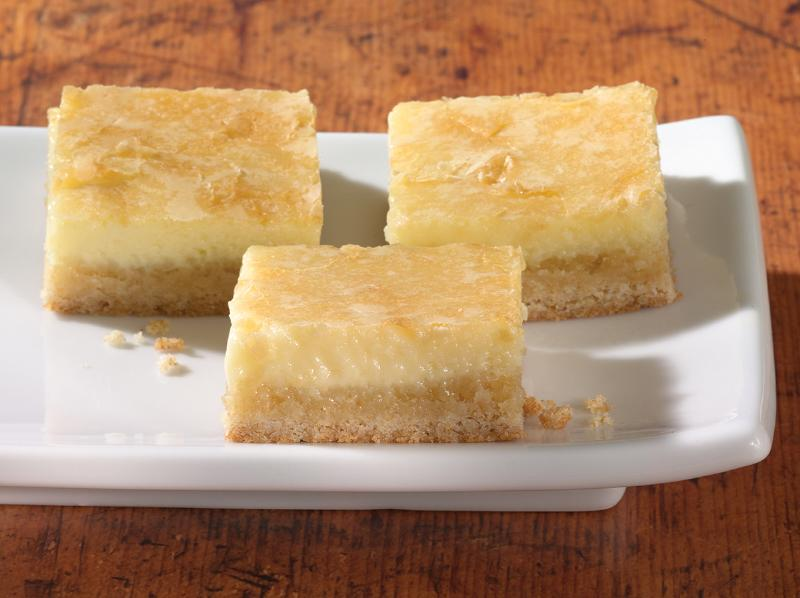 Cream Cheese Chess Bars