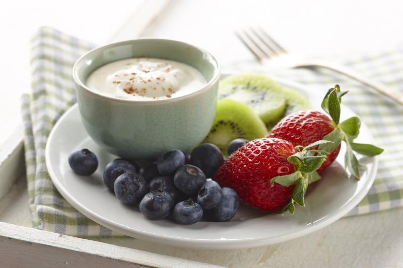 Creamy Fruit Salad Dressing