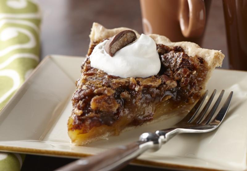 English Toffee Pecan Pie