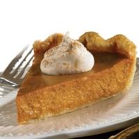 Lite Pumpkin Pie