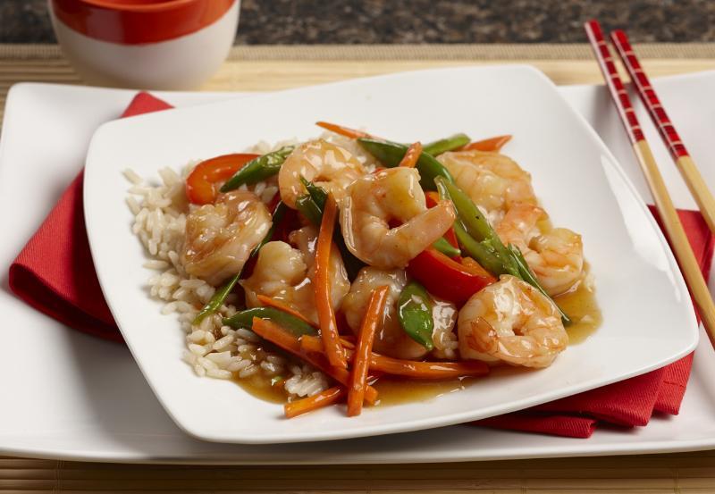 Oriental Stir-Fry Sauce (from the Argo Box label)