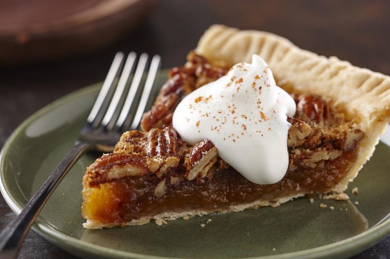 Cayenne Pecan Pie